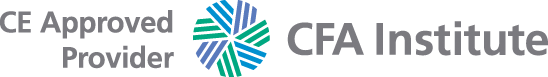 CE Approved Provider - CFA Institute