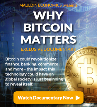 Why Bitcoin Matters - Click here to watch this exclusive documentary event