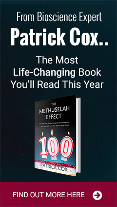From Bioscience Expert Patrick Cox - The Most Life-Changing Book You'll Read This Year - Click Here